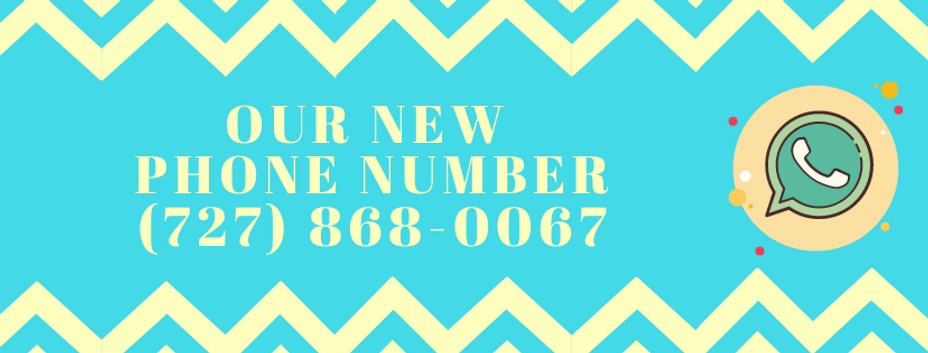 Turquoise Yellow Zigzag Beauty Hair Facebook Cover.png