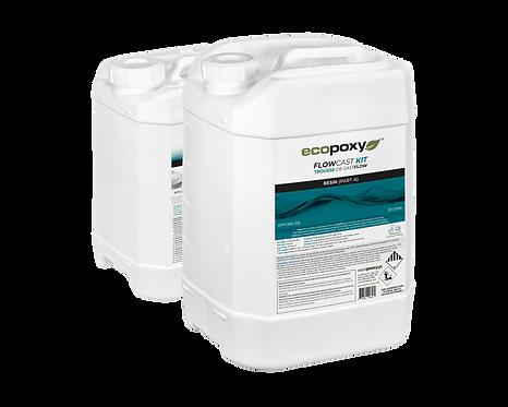 EcoPoxy Flow Cast