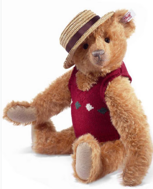 Steiff Clarence The Storybook Bear