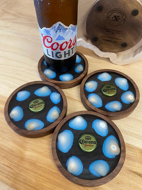 Taste of the Beach Corona Coasters