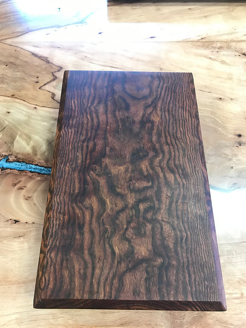 Caribbean Rosewood Cutting Board