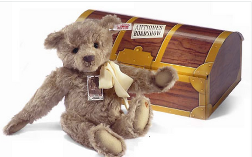 Steiff Antiques Roadshow The Heirloom Bear
