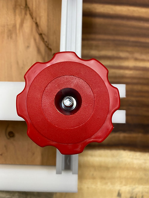 Knobs for HDPE Molds w/bolt
