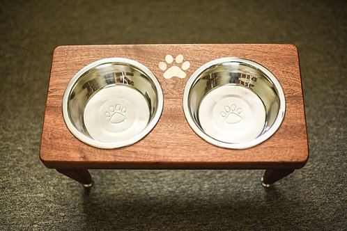 The Paw Bar - 2 Bowl