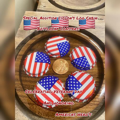 Patriot Coaster