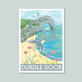 Durdle Door Poster pic 2019.jpg