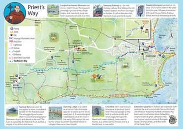 Priests Way leaflet