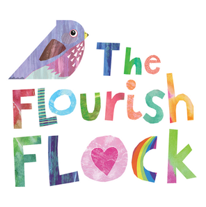 Flourish Flock logo