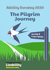 Ability Sunday – The Pilgrim Journey Ser