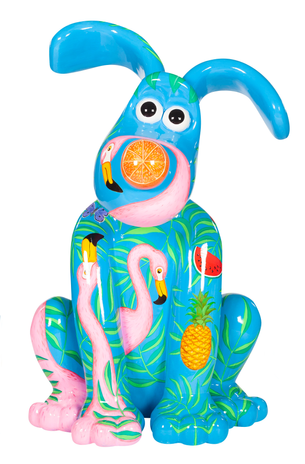Tropi-canis Gromit