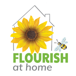 Flourish At Home Logo