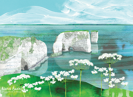 Old Harry Rocks, Purbeck, Dorset