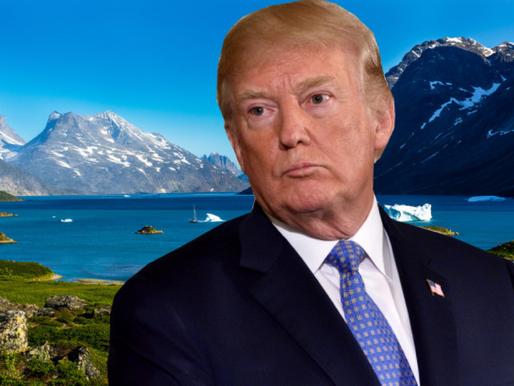 Trump y Groenlandia