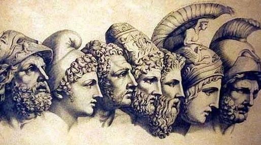 ¿Feudalismo antes de Sócrates?
