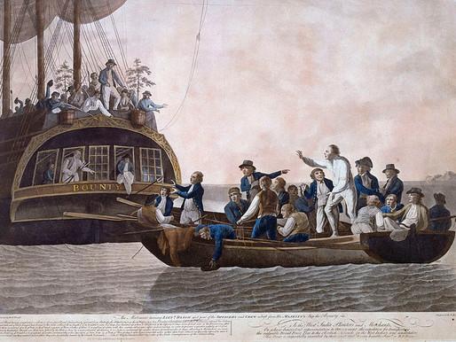 «Historias de marinos» - Motín en el paraíso