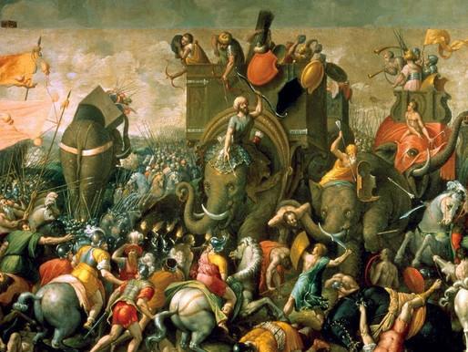 La tenacidad de Roma
