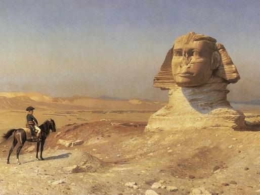 Egipto: Sueño de Gigantes