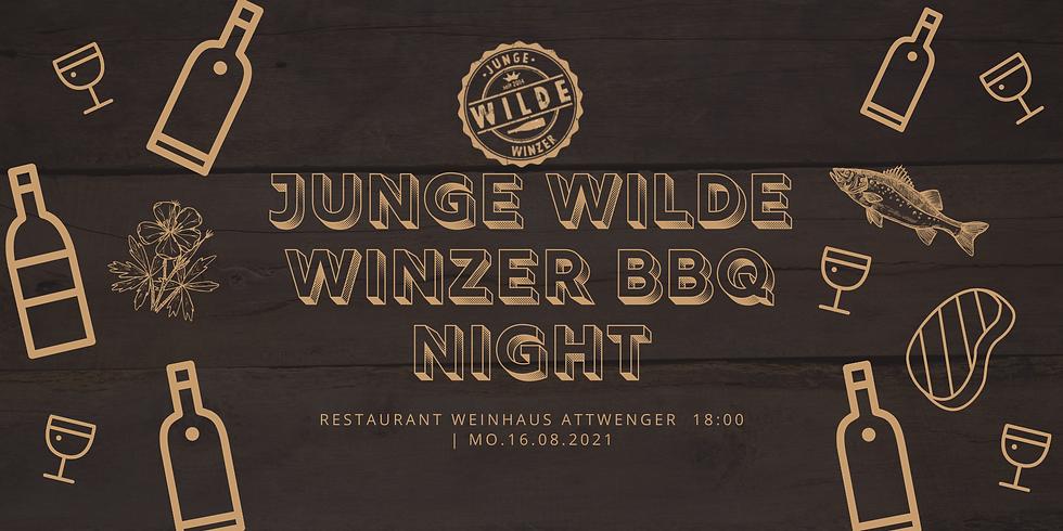 Junge Wilde Winzer & Friends BBQ