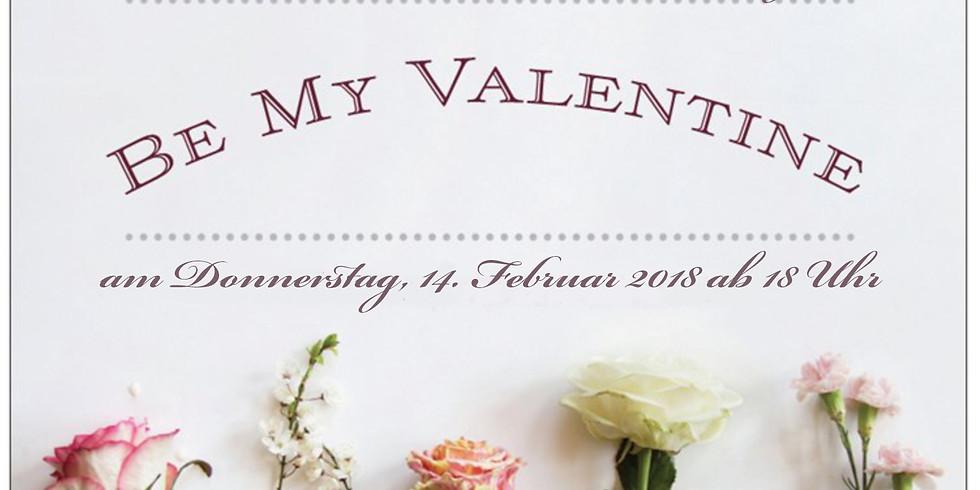 """Be My Valentine"""
