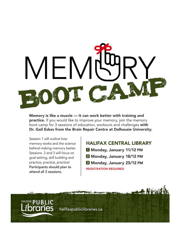 MemoryBootCamp