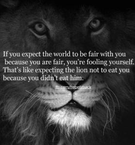 life-not-fair