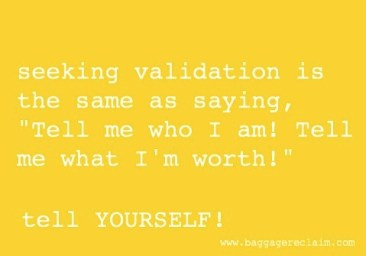 great validation quote