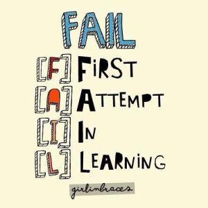 fail definition