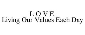 LOVE.values