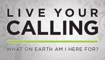 Finding your calling- 1, 2, 3!
