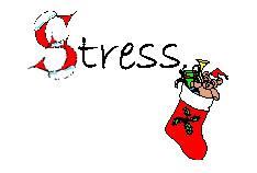 Xmas stress