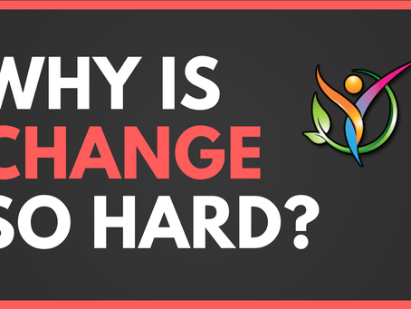Why Is Change So Hard?   Hand On The Stove Analogy