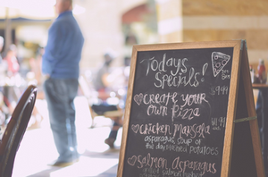 Kiosk POS is the more modern way to advertise your restaurant menu