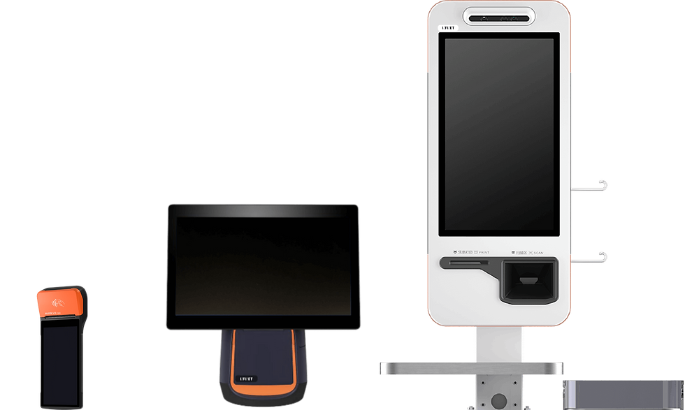 Different InfiKIOSK models