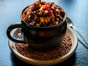 MOUNTAIN LENTILS - PROTEIN MEAL