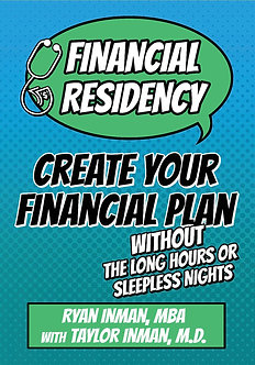 10 Pack: Financial Residency