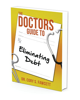 10 Pack: The Doctors Guide to Eliminating Debt