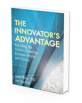 10 Pack: The Innovator's Advantage