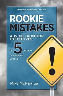 50 Pack: Rookie Mistakes