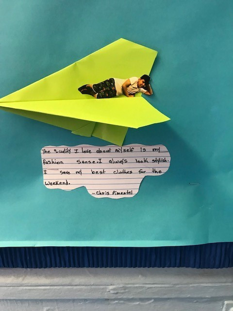 #paper #Airplanes #Selfworth #love #Children #Identity #Summer #Team #Camp #fashion #Students #Artistry #Art