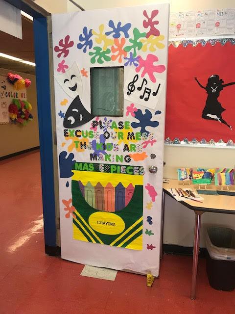 #masterpieces #artwork #kindergarten #music #murals #puppets #fun #learning #artfestival #2k19