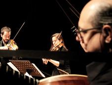 Calusura de la temporada de conciertos 2019 de la Sociedad Filarmónica pontevedresa. en el Teatro Principal de Pontevedra