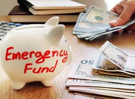 Why we all should have an emergency fund