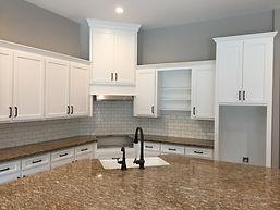 Standard Kitchen custom cabinets