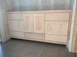 Maple Standard custom cabinets