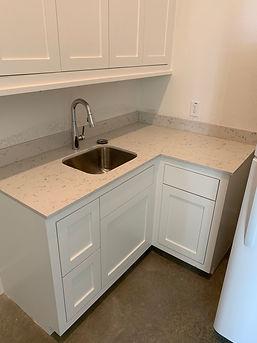 Utility custom cabinets