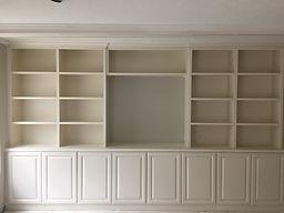 custom cabinet built ins