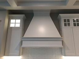 Vent Hood Bell custom cabinetry