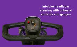 Slide - handlebar controller