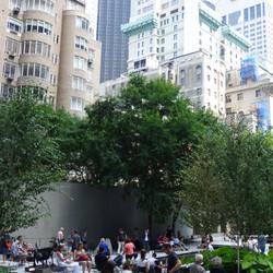. moma sculpture garden .
