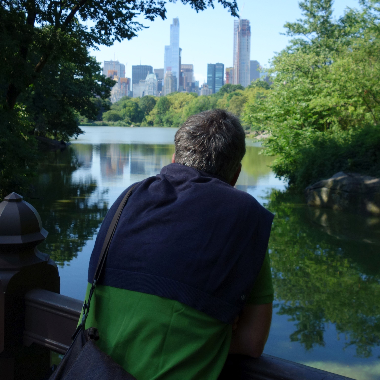 christof in central park